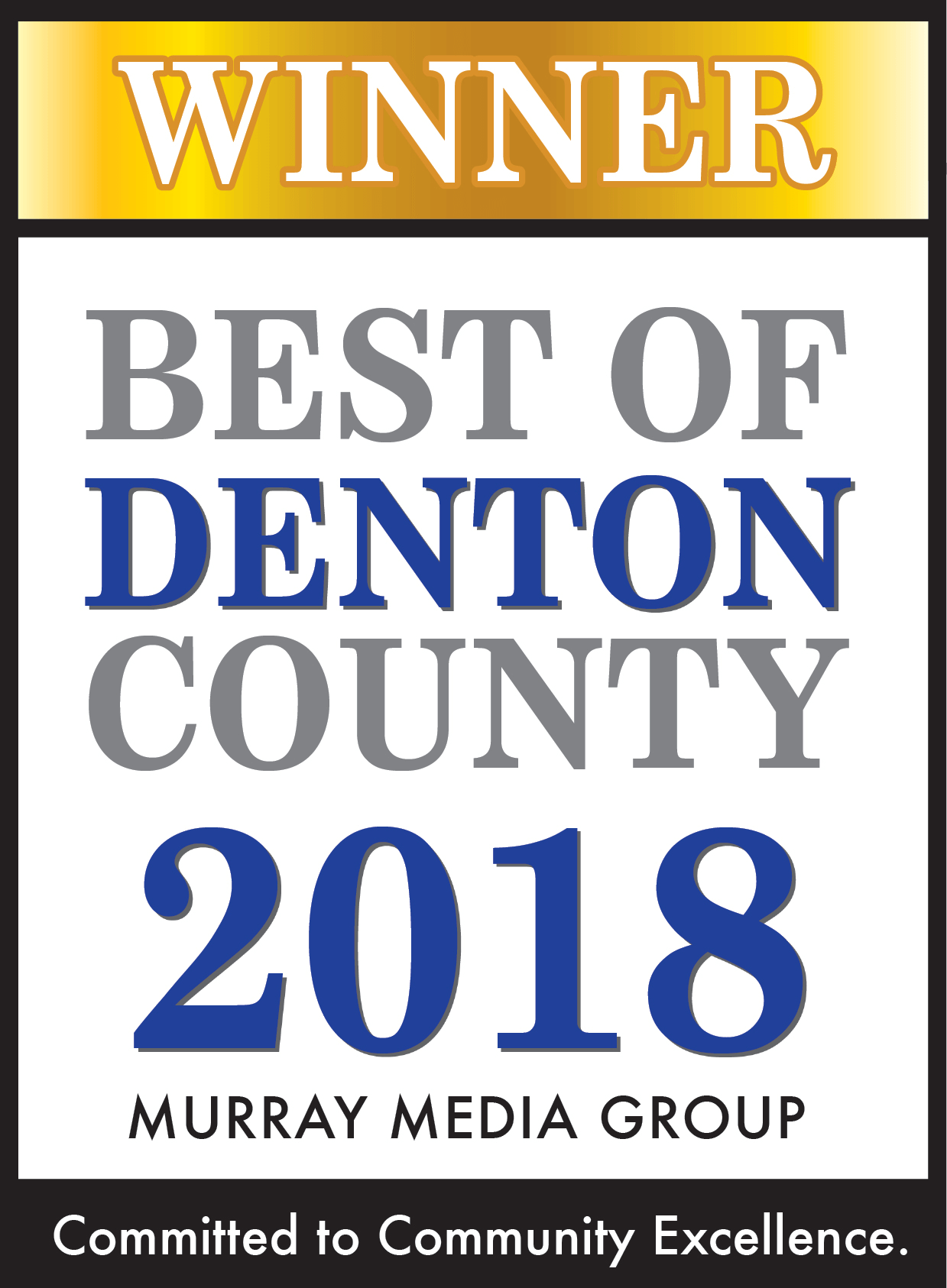 Best of Denton County 2018